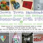 Handmade Holiday Gift Exchange