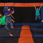 Free gifts for kids at Sky Zone--also a discount