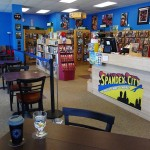 Sci-Fi Small Business Saturday at Spandex City