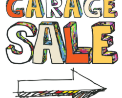 Map of this weekend's biggest Charlotte garage sales
