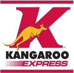 One-cent coffee at Kangaroo Express on National Coffee Day 9/29/13